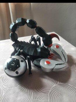 Роботы и трансформеры - Игрушка-робот Скорпион, 0