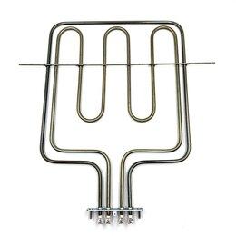Аксессуары и запчасти - ТЭН духовки электроплиты DeLuxe 0,8+1,8 кВт верхний широкий  ET, 0