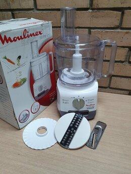 Кухонные комбайны и измельчители - Кухонный комбайн Moulinex FP320F32, 0