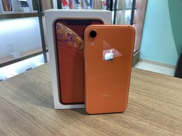 Мобильные телефоны - iPhone XR 64GB, 0