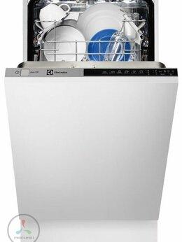 Посудомоечные машины - Посудомоечная машина узкая Electrolux ESL 94300 LO, 0