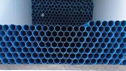 Водопроводные трубы и фитинги - Обсадная труба нПВХ D116мм, 0