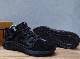 Кроссовки и кеды - Кроссовки чёрные , 0