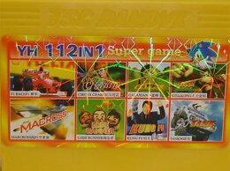 Игры для приставок и ПК - Картридж Сборник игр 112 в 1 YH 112в1 (8 bit)…, 0