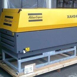 Прочее - Дизельный компрессор для буровых Atlas Copco XAHS 37, 0