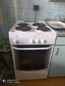 Плиты и варочные панели - Кухонная плита с духовкой Evolution, 0