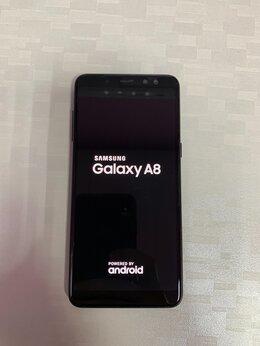 Мобильные телефоны - Samsung galaxy a8 4/32gb, 0