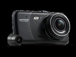 Видеорегистраторы - Видеорегистратор VIPER FHD-650 с задней камерой,…, 0
