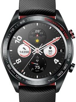 Умные часы и браслеты - Умные часы Honor Watch Magic Lava Black (TLS-B19), 0