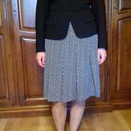 Пиджаки - Жакет женский черный 44 размер, 0