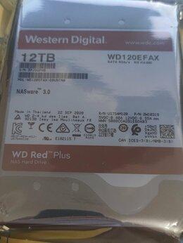 Внутренние жесткие диски - HDD 12 TB WD Red Plus, 0