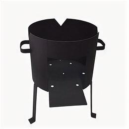 Печи для казанов - Печь для казана усиленная на 16 литров, 0