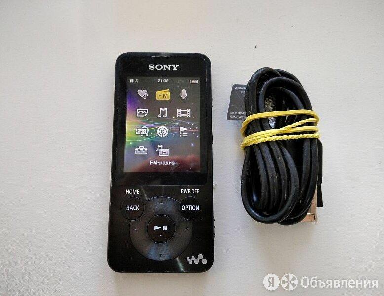 MP3-плеер Sony NWZ-E584 по цене 1490₽ - Цифровые плееры, фото 0