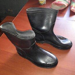 Одежда и обувь - Сапоги резиновые, 0