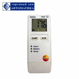 Датчики температуры, влажности и заморозки - Testo-184-T2 логгер данных температуры, 0