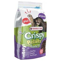 Корма  - Versele-Laga Crispy Pellets Ferrets 3 кг Корм для хорьков гранулированный, 0