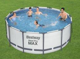 Бассейны - Каркасный бассейн, 457х122 см, 0