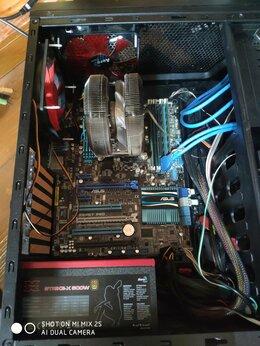 Настольные компьютеры - Intel Core-i7 2600k Asus P8P67Pro(revB2) 16GB RAM, 0