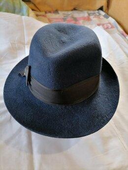 Головные уборы - Шляпа мужская СССР, 0