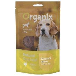 Лакомства  - Organix Dog Chicken Fillet / Shredding 100 г, 0