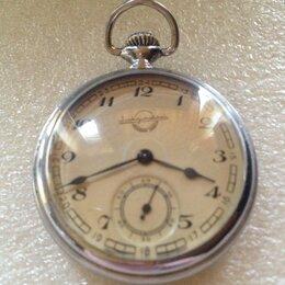 Карманные часы - Карманные механические часы Златоустовские, 0