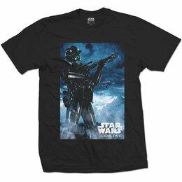 Футболки и майки - Футболка Star Wars - Rogue One: Death Trooper…, 0