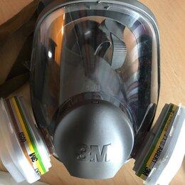 Маски - 3м полнолицевая маска ff-400 и серия 6000, 0