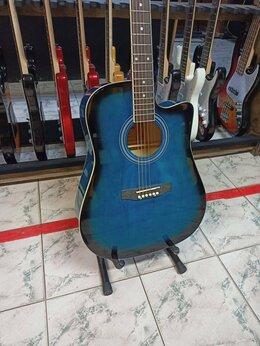 Акустические и классические гитары - Гитара акустика дредноут, 0