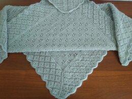 Шарфы и платки - Платок теплый, шаль, 0