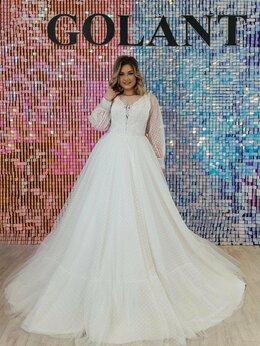 Платья - Свадебное платье большого размера Сейда, 0