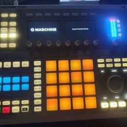 Оборудование для звукозаписывающих студий - Native instruments maschine studio, 0