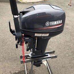 Двигатель и комплектующие  - Лодочный мотор Yamaha 9.9 GMHS 2т, 0