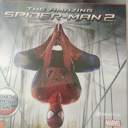 """Игры для приставок и ПК - Игра для PS3 """" The Amazing Spider man 2"""", 0"""