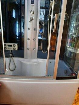 Души и душевые кабины - Душевая кабина с ванной 170, 0