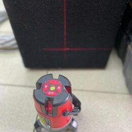 Измерительные инструменты и приборы - Лазерный уровень бу, 0