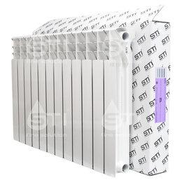 Радиаторы - Радиатор биметаллический STI 500/100 12 секций, 0