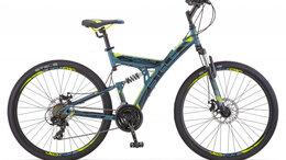 Велосипеды - Велосипед 27,5 Stels Focus MD, 0