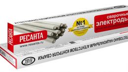 Электроды, проволока, прутки - Электрод МР-3 Ресанта 2мм 1кг, 0