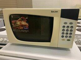 Микроволновые печи - Микроволновая печь б/у Rolsen MG2180S, 0