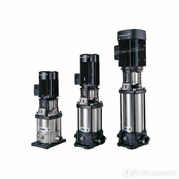 Многоступенчатый вертикальный насос Grundfos CRN 3-6 A-P-A-E-HQQE 3x230/400 50HZ по цене 71260₽ - Насосы и комплектующие, фото 0