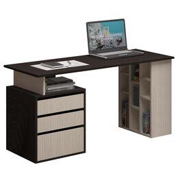 Компьютерные и письменные столы - Компьютерный стол СК-10 ЛДСП, 0