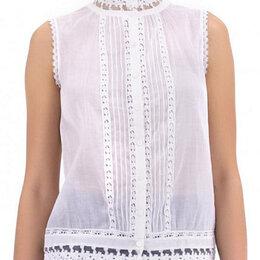 Блузки и кофточки - Блузка с кружевом фирмы BAON, 0