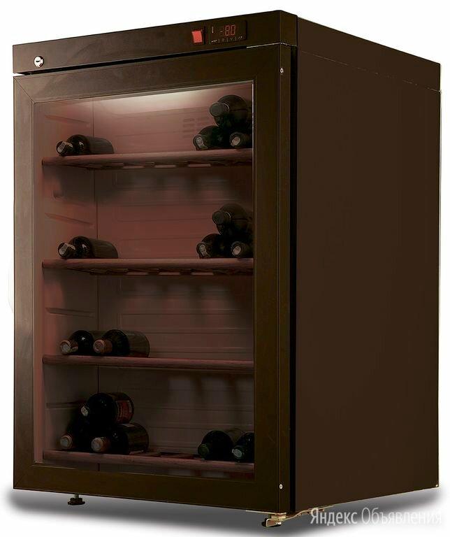 Винный шкаф Polair DW102-Bravo по цене 47250₽ - Винные шкафы, фото 0