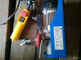 Грузоподъемное оборудование - Таль электрическая  PA 230В, 250/500кг, 12/6м, 0
