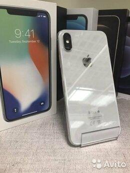 Мобильные телефоны - iPhone X Silver 64gb б/у, 0