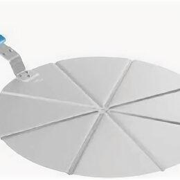 Подносы - Поднос круглый d=45 см, для пиццы на 8 сегментов, Gimetal (Италия), 0