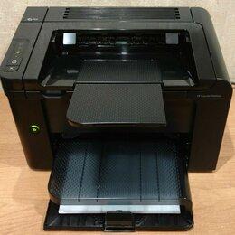 Принтеры и МФУ - Лазерный принтер HP LaserJet P1606dn дуплекс,сеть, 0