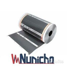 Электрический теплый пол и терморегуляторы - Пленочный теплый пол nunicho 220 Вт (Ширина 50 см), 0