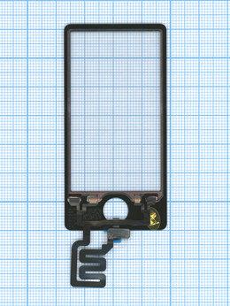 Дисплеи и тачскрины - Сенсорное стекло (тачскрин) для Apple iPod nano…, 0