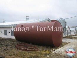 Баки - Резервуар, емкость, бочка под воду, АЗС РГСн 50м3., 0